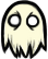DST Ghost Emoticon