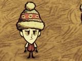 Sombrero invernal