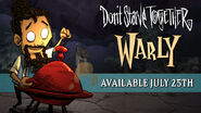 Warly DST Announcement