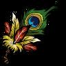 Flamboyant Fan Icon