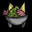 鼴梨沙拉醬
