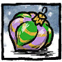 Fine Festive Bauble Profile Icon