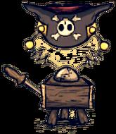 魔法海盜帽