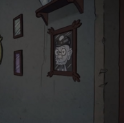 Webber's grandfather as seen in Along Came A Spider.