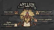 Don't Starve Newhome Antlion