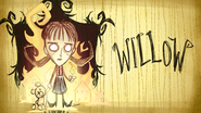 Willow Don't Starve Steam Card Expanded