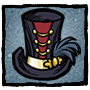 Amazing Ringmaster Hat Icon Profile Icon