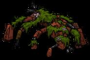 Iron Hulk Ribs Mossy Stage 3