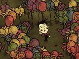 Pila de globos
