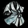 High Elevation Blue Silk Robe Icon