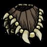 Jagged Wood Armor Icon