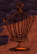 Skeleton of a Bird