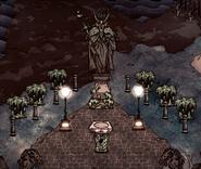 Altar of Gnaw ingame
