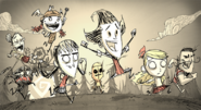 Don't Starve Together Post-EA Anouncement Promo