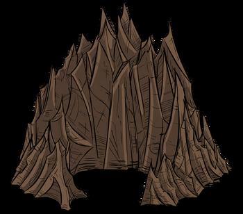 Stalacmite Throne