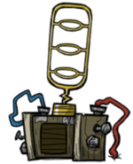 Winona's G.E.M.erator Build
