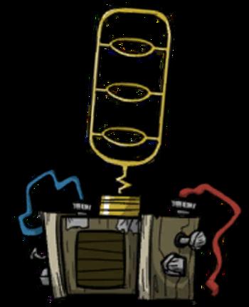 薇诺娜的宝石发电机