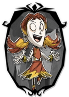 Willow Magmatic Portrait