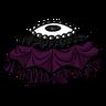 Victorian Eyebrella Icon