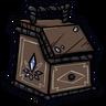 Victorian Salt Box Icon