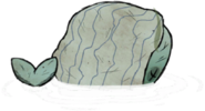 Blue Whale Carcass