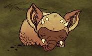 Koalefant Asleep