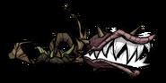 Snaptooth Flytrap Dead