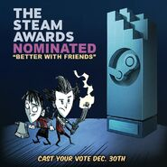 """""""Better With Friends"""" nominated"""