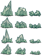 Moon Glass Stages