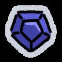 Blue Gem emoji from official Klei Discord server