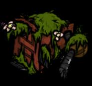Iron Hulk Leg Mossy