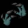 Fuzzy Kid Claws Icon