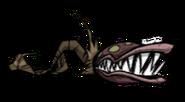 Snaptooth Seedling Level 2 Dead