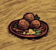 Sweet Meatballs Ground