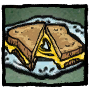 Grilled Cheese Profile Icon