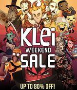 Klei Weekend Sale 2018