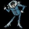 Power Snowsuit Icon