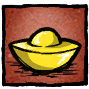 Lucky Gold Nugget Profile Icon