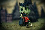Zombie Wes Figurine