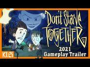 Don't Starve Together 2021 Gameplay Trailer