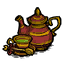 Tea (Pig Fiesta)