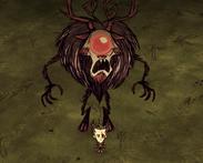 Deerclops Reskin Winter's Feast in game