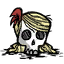 Wendy's Skull