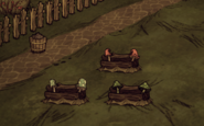 Mushroom Planters Stage 1