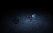 Nightmare Light at Calm State