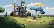 Wendy Animated Short Background