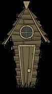 Pig House Build