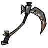 Rusted Scythe Icon