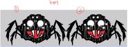 RWP 281 Happy Spider concept art