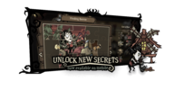 Don't starve New Home Willow puzzle Home page